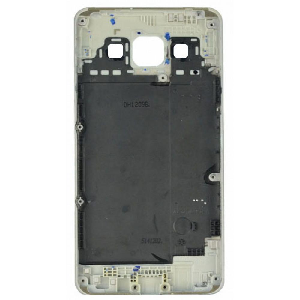 Задняя крышка для Samsung Galaxy A3 (A300F 2015) золотая