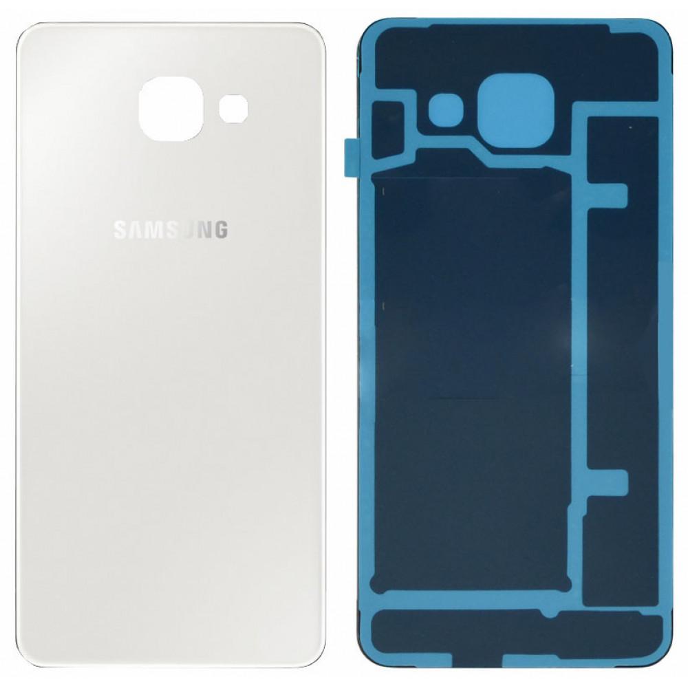 Задняя крышка для Samsung Galaxy A5 (A510 2016) белая