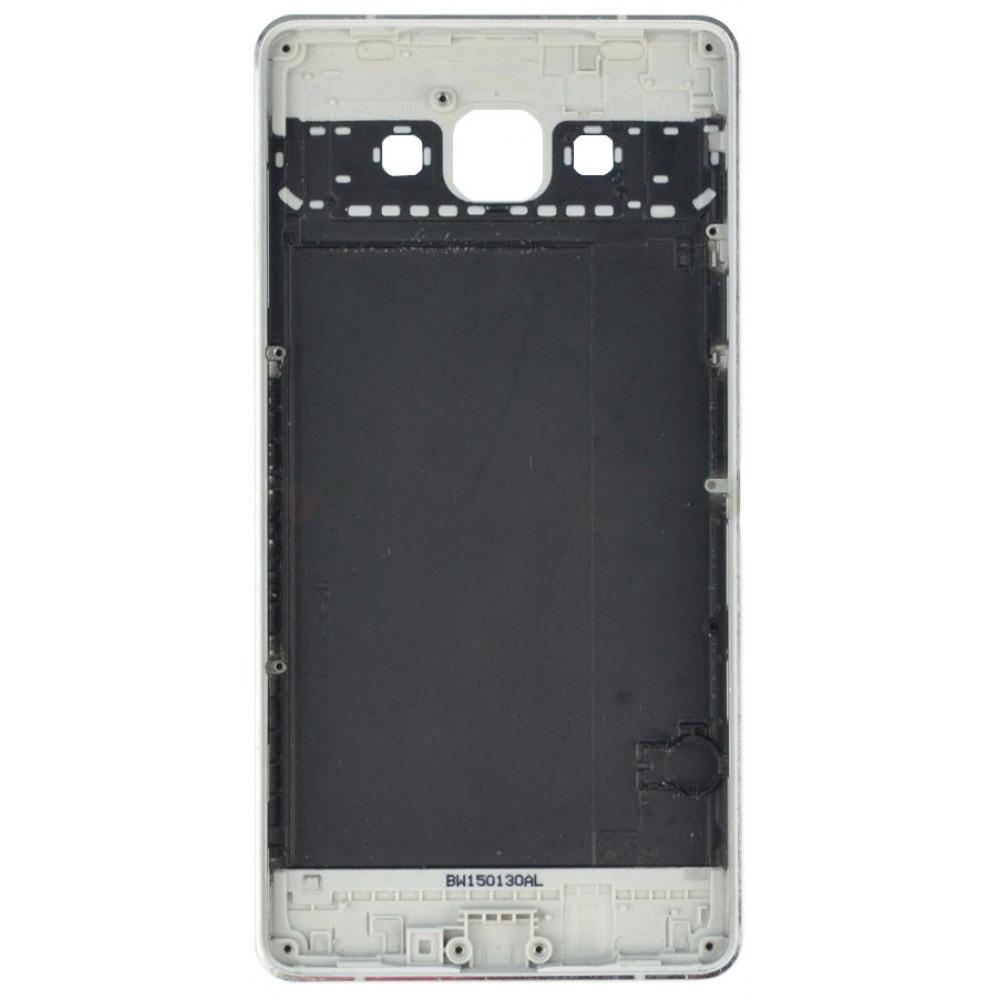 Задняя крышка для Samsung Galaxy A7 (A700F 2015) белая