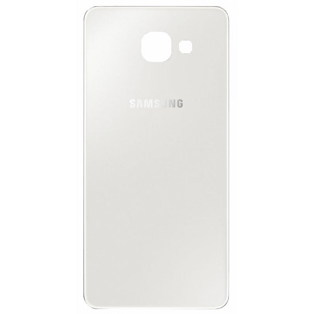 Задняя крышка для Samsung Galaxy A7 (A710 2016) белая