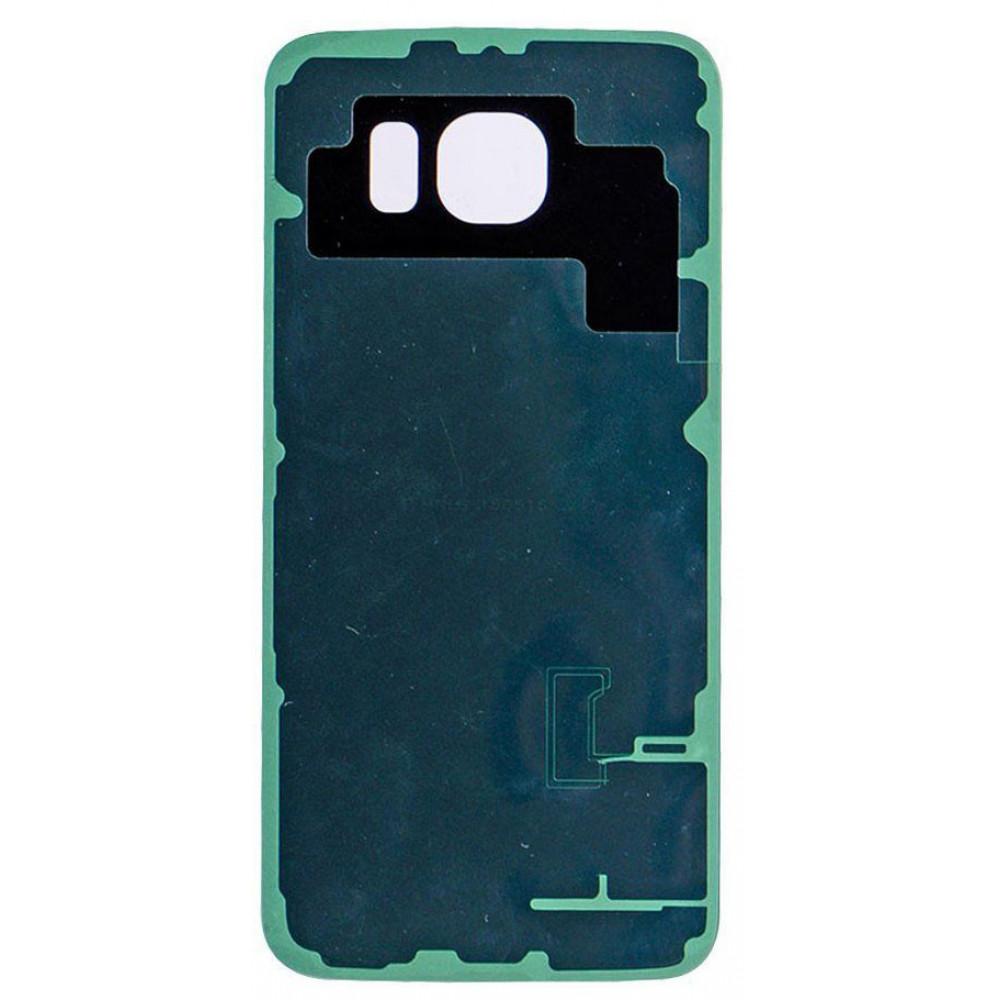 Задняя крышка для Samsung Galaxy S6 Edge синяя