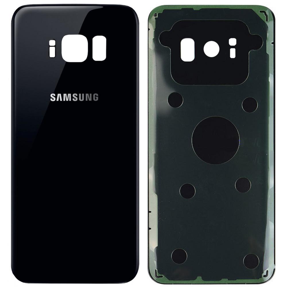 Задняя крышка для Samsung Galaxy S8 черная