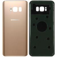 Задняя крышка для Samsung Galaxy S8 золото