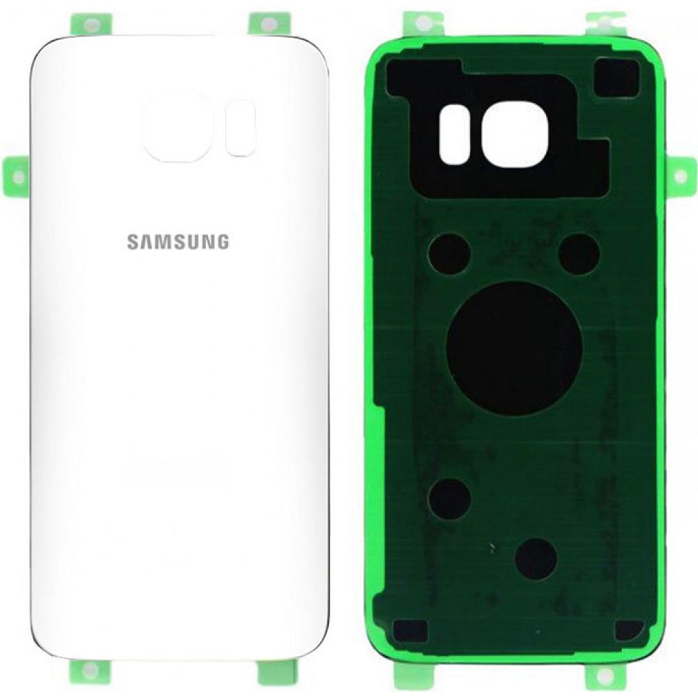 Задняя крышка для Samsung Galaxy S7 Edge белая