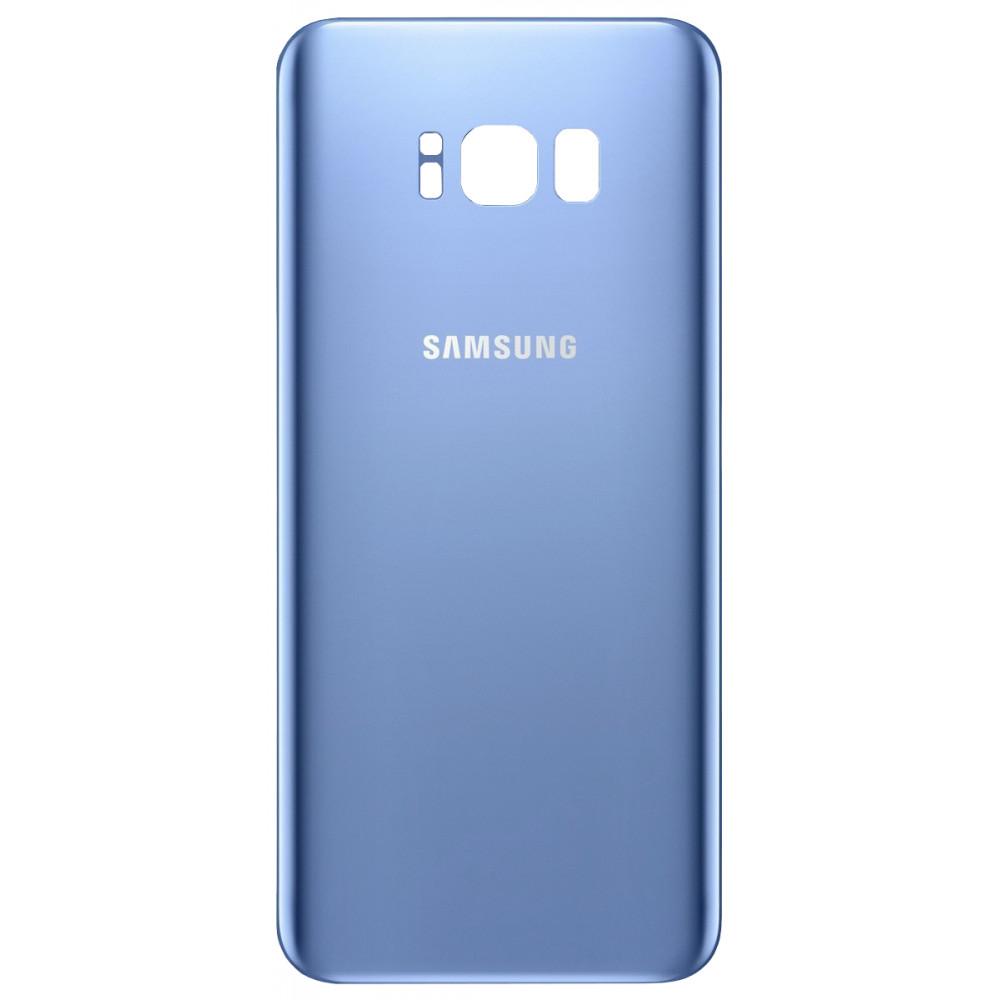 Задняя крышка для Samsung Galaxy S8 Plus синяя