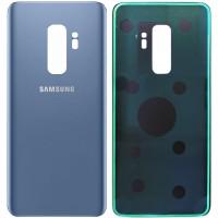 Задняя крышка для Samsung Galaxy S9 Plus синяя