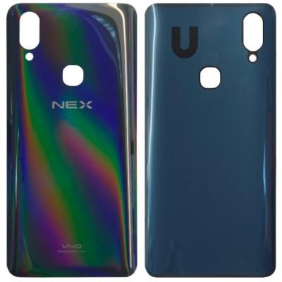 Задняя крышка для Vivo NEX, черная