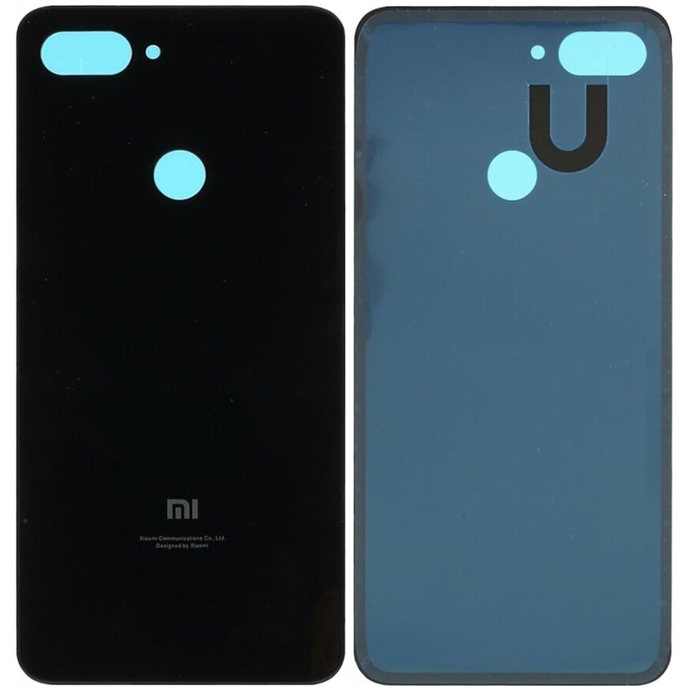 Задняя крышка для Xiaomi Mi8 Lite, черная