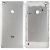 Задняя крышка для Xiaomi Mi Max, серебро
