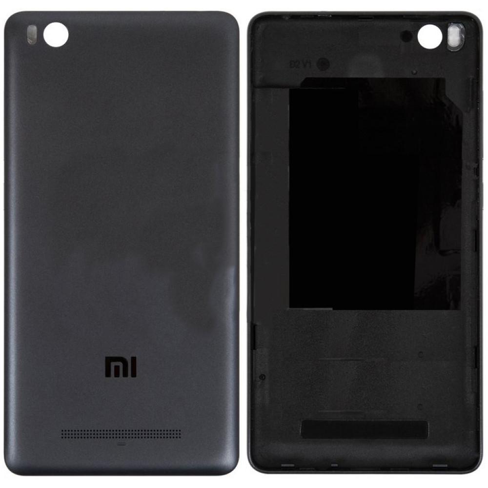 Задняя крышка для Xiaomi Mi4i черная