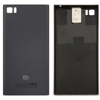 Задняя крышка для Xiaomi Mi3 черная