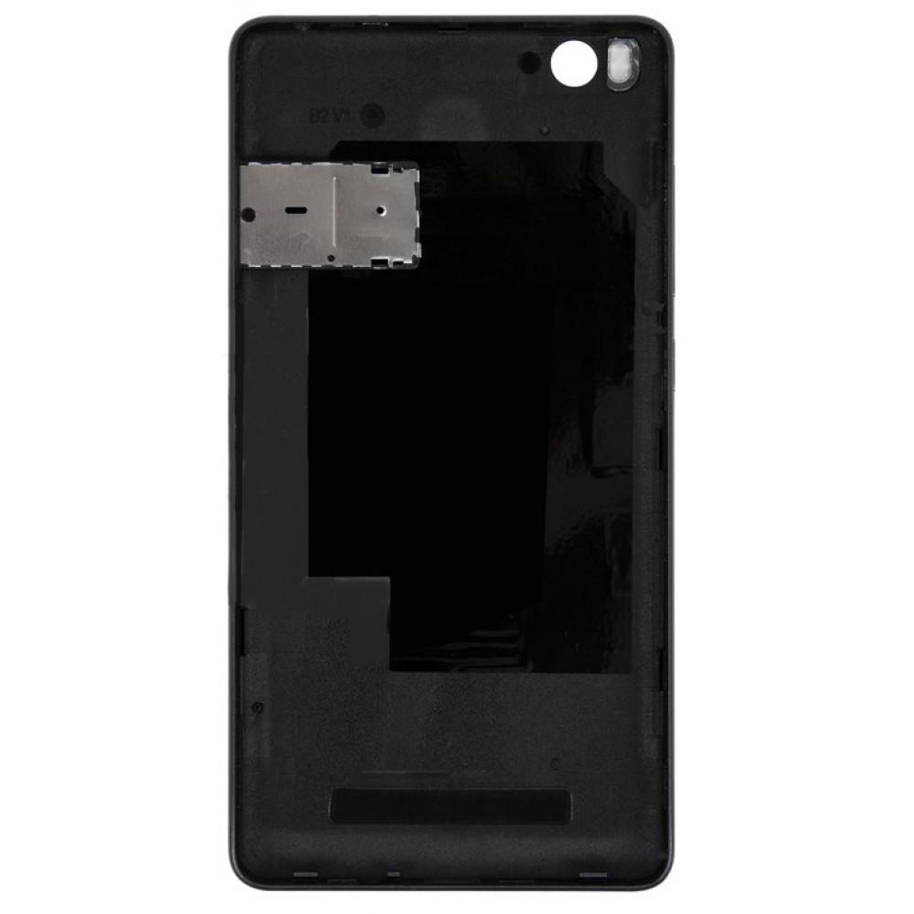 Задняя крышка для Xiaomi Mi4C черная