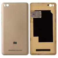 Задняя крышка для Xiaomi Mi4C золотая