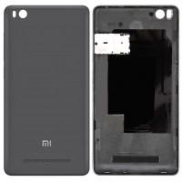 Задняя крышка для Xiaomi Mi4C серая