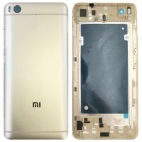 Задняя крышка для Xiaomi Mi5s золотая