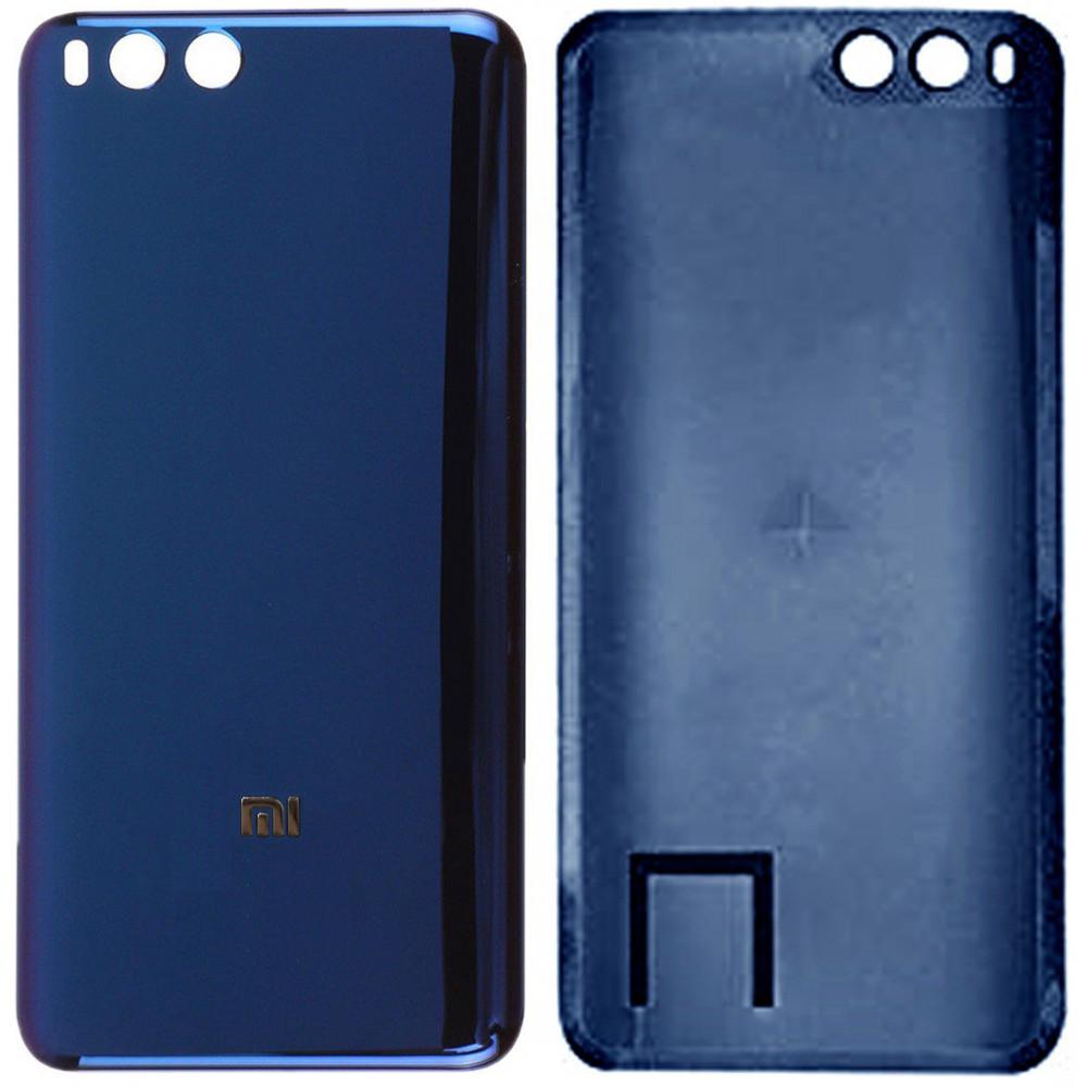 Задняя крышка для Xiaomi Mi6 синяя