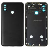 Задняя крышка для Xiaomi Mi Max 3 черная