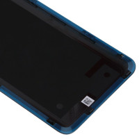 Задняя крышка для Xiaomi Mi Mix 3, черная (Black)
