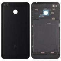 Задняя крышка для Xiaomi Redmi 4X черная