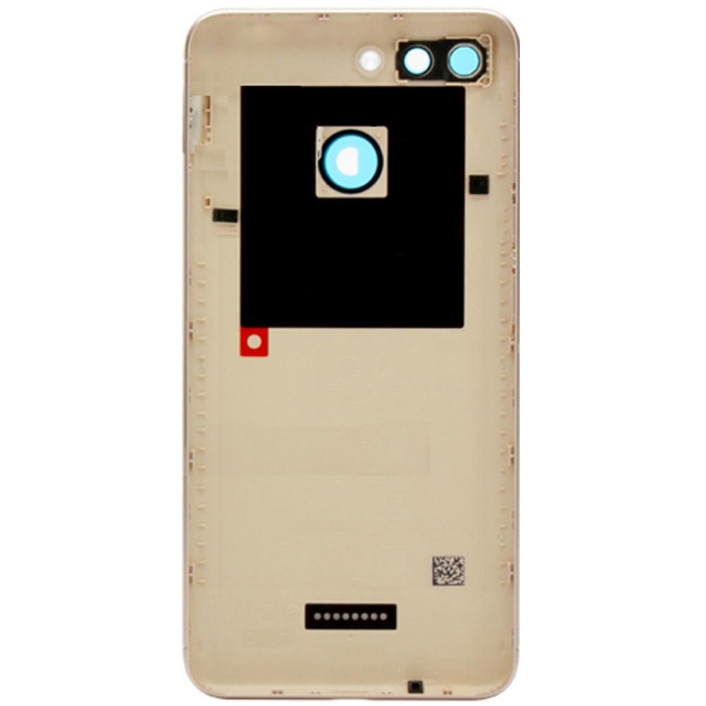 Задняя крышка для Xiaomi Redmi 6, золотая