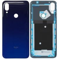 Задняя крышка для Xiaomi Redmi 7, синяя