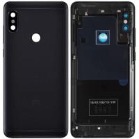 Задняя крышка для Xiaomi Redmi Note 5 / 5 Pro, черная