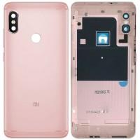 Задняя крышка для Xiaomi Redmi Note 5 / 5 Pro, розовая
