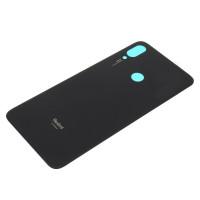 Задняя крышка для Xiaomi Redmi Note 7, черная (Bright Black)