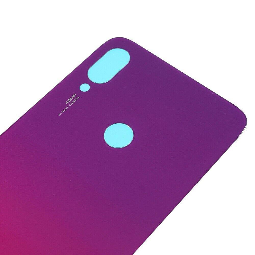 Задняя крышка для Xiaomi Redmi Note 7, розовая (Twilight Gold)