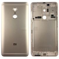 Задняя крышка для Xiaomi Redmi Note 4 золотая