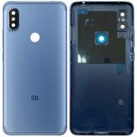 Задняя крышка для Xiaomi Redmi S2, синяя