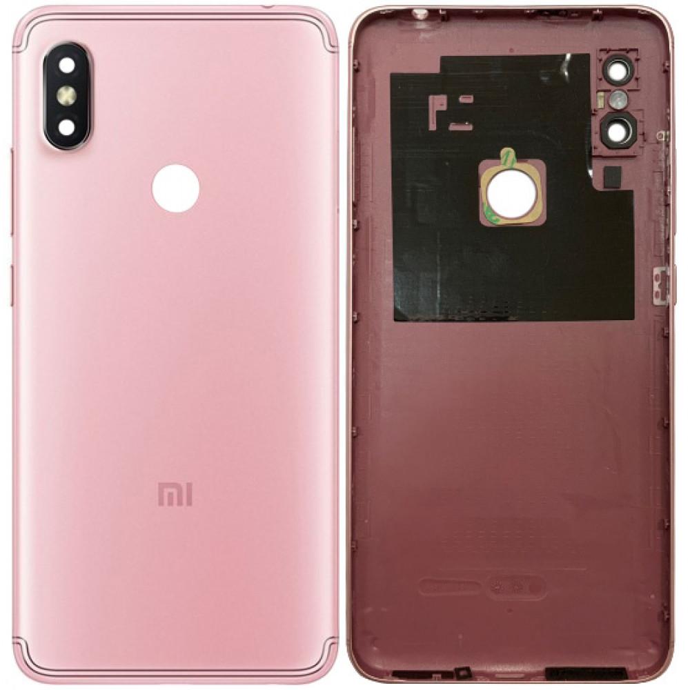 Задняя крышка для Xiaomi Redmi S2, розовая