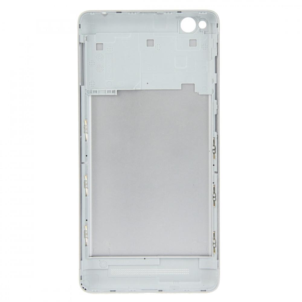 Задняя крышка для Xiaomi Redmi 3 серебряная