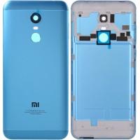 Задняя крышка для Xiaomi Redmi 5 Plus, голубая