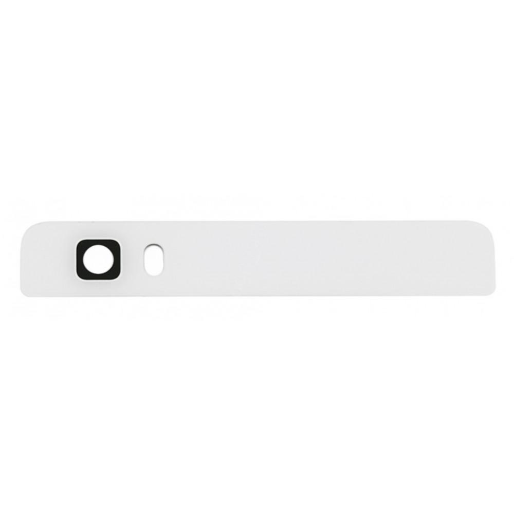 Стекло задней камеры (верхняя панель) для Huawei P8 Lite, белое