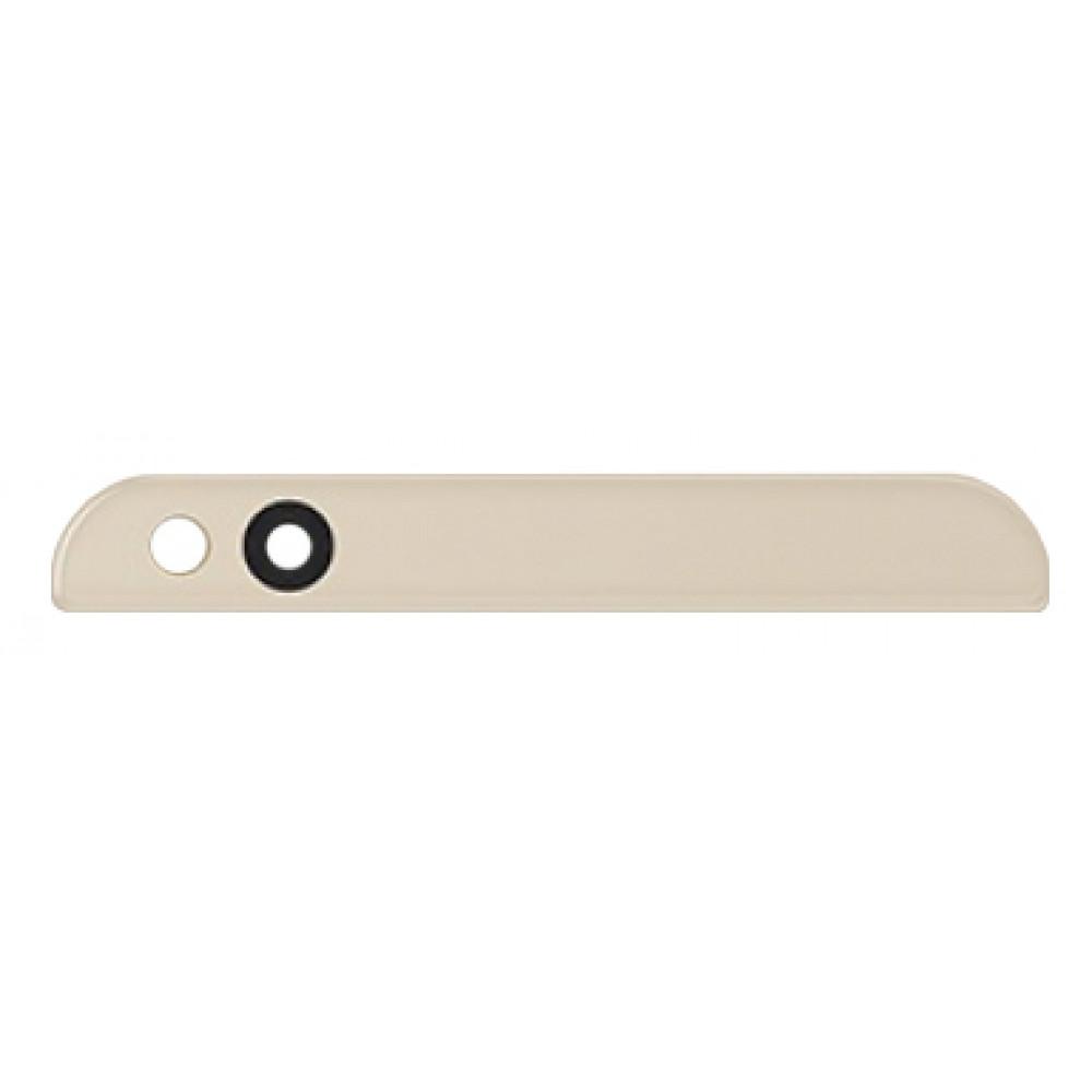 Стекло (верхнее) задней части корпуса для Xiaomi Mi5C, золото