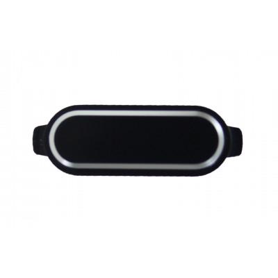 Кнопка Home для Samsung Galaxy J1 (J120 2016) черная