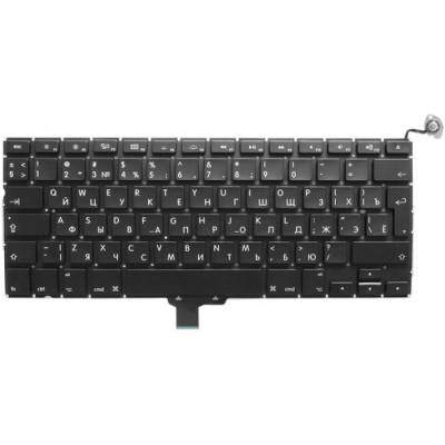 Клавиатура (US / Русская) для MacBook Pro 13 (A1278 2009-2012)