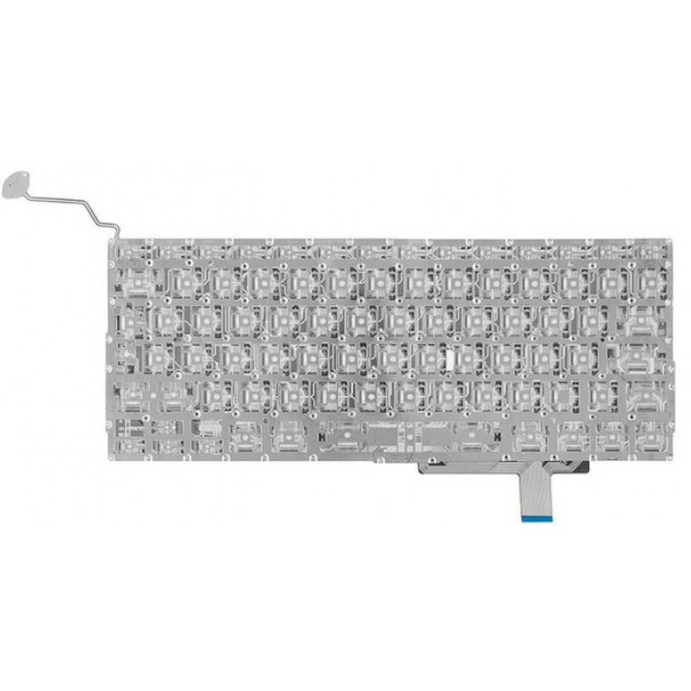 Клавиатура (US / Русская) для MacBook Pro 17 (A1297 2009-2012)