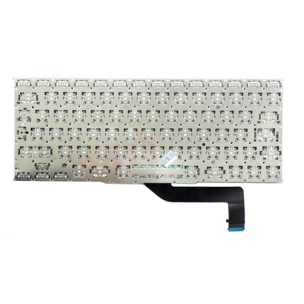 Клавиатура (US / Русская) для MacBook Pro 15 Retina (A1398 2012-2015)
