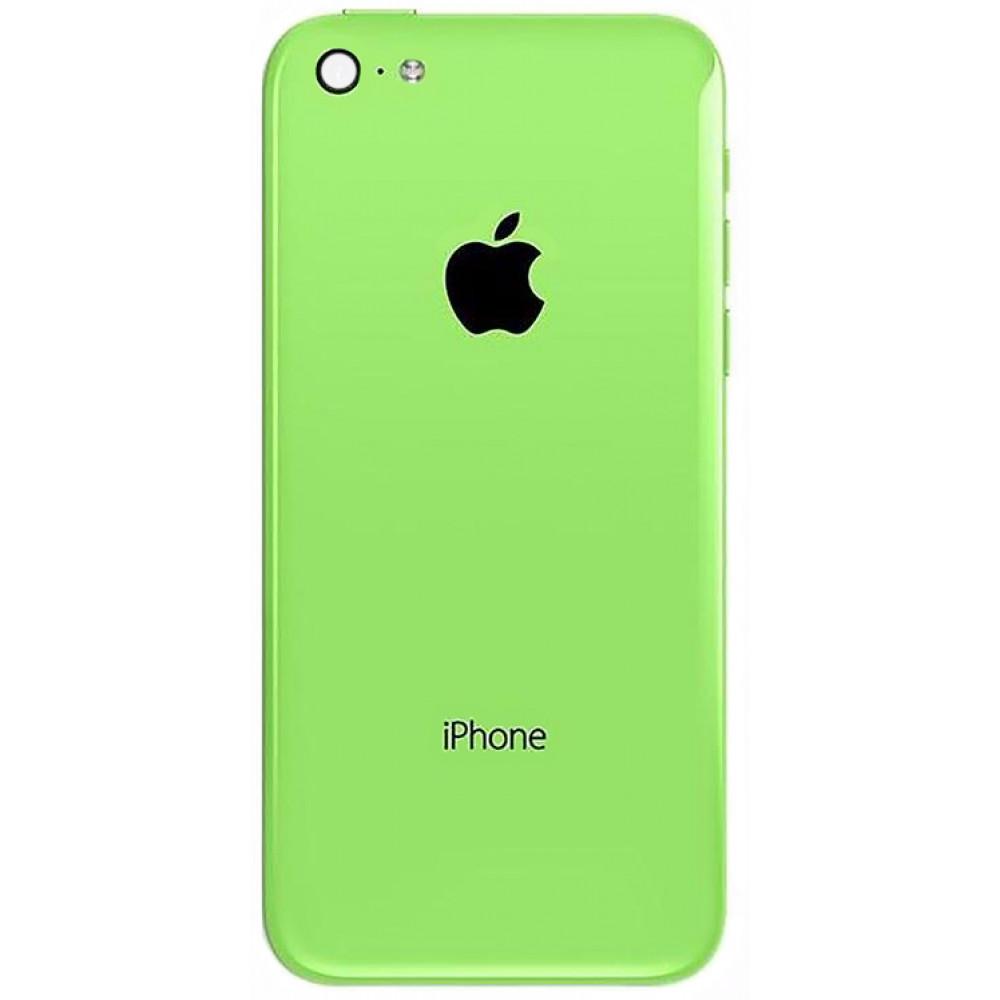 Корпус для iPhone 5C зеленый