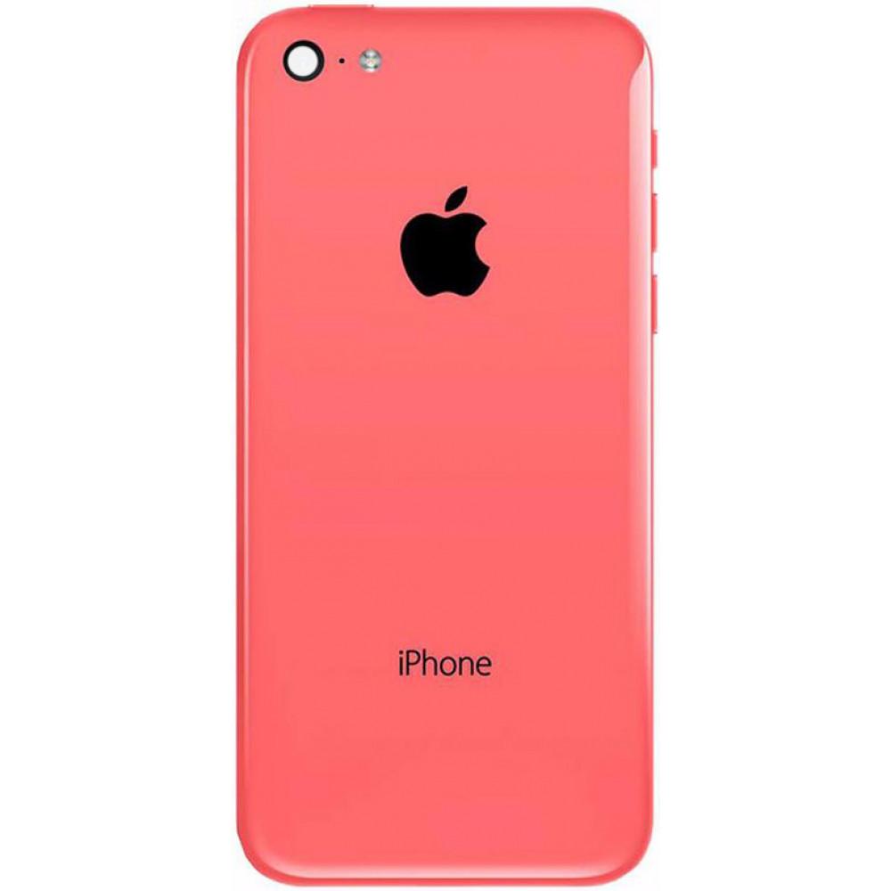 Корпус для iPhone 5C розовый