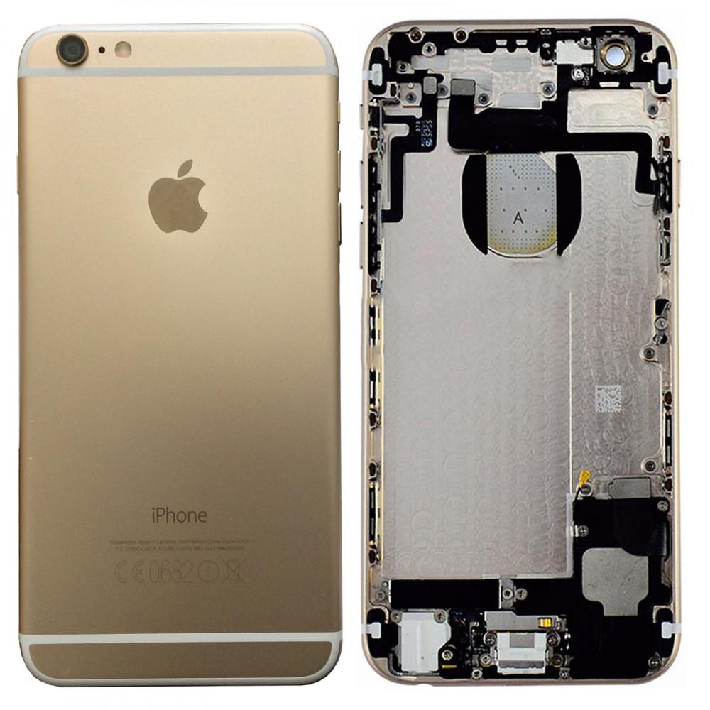 Корпус для iPhone 6 в полном сборе Gold