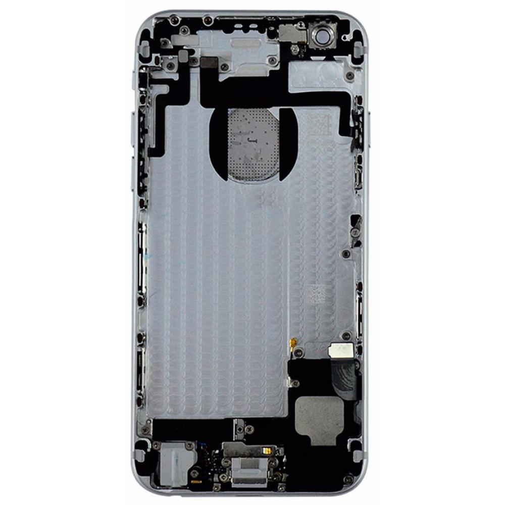 Корпус для iPhone 6 в полном сборе Silver