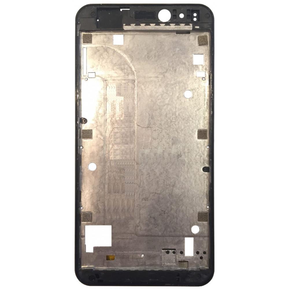 Рамка дисплея для Vertex Impress Lion 4G, черная