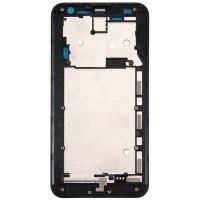 Средняя часть корпуса (рамка) для Asus Zenfone 2 (ZE550KL), черная