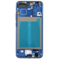 Средняя часть корпуса (рамка) для Huawei Honor 10, синяя
