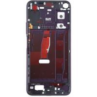 Средняя часть корпуса (рамка) для Huawei Honor 20 Pro, фиолетовая