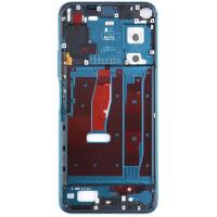 Средняя часть корпуса (рамка) для Huawei Honor 20 Pro, бирюзовая