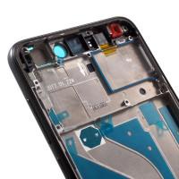 Средняя часть корпуса (рамка) для Huawei Honor 8 Lite / P8 Lite (2017), черная